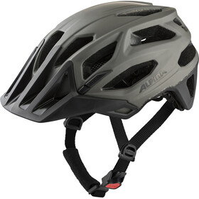 Alpina Garbanzo Helmet coffee grey matt